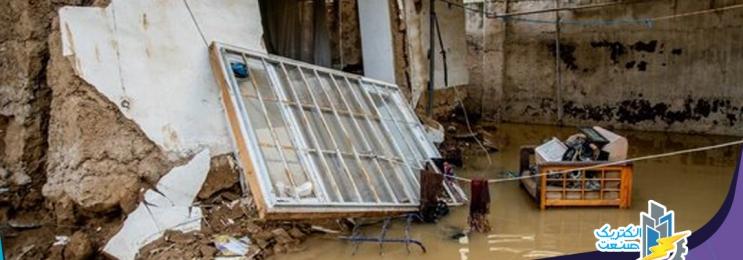 تشریح آخرین وضعیت آب و برق مناطق سیل زده از زبان وزیر نیرو