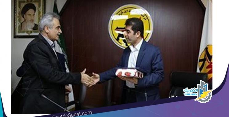 انتصابات جدید در توزیع برق مازندران