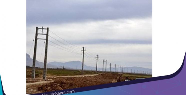 برق دار شدن ۲۵ روستای کشور در هر هفته