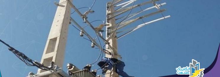 قطع شدن دو دست کارگر اداره برق ممسنی به دلیل برق گرفتگی