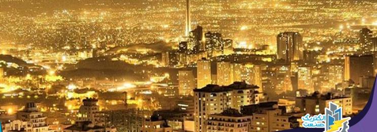 در غرب تهران به اندازه برخی کشورهای مجاور برق مصرف می شود