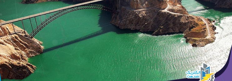 نقش مهم سدهای خوزستان در کنترل سیلاب و تولید برق