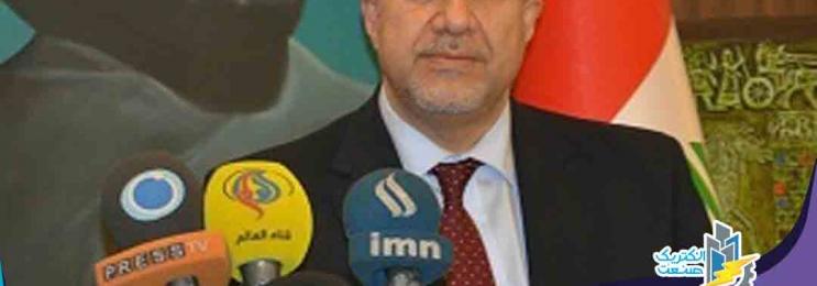 تاکید وزیر برق عراق بر عدم جایگزینی برق وارداتی ایران