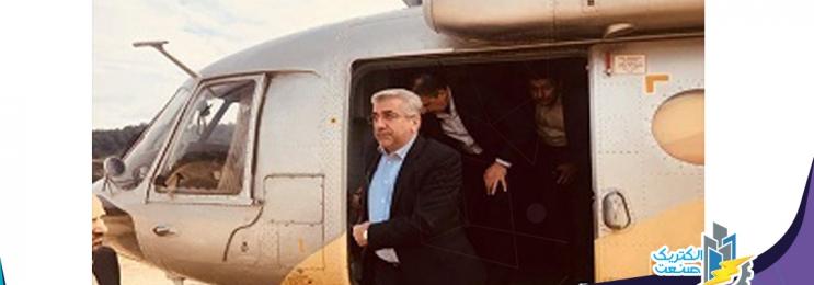 وزیر نیرو فردا به همراه رئیس جمهور راهی آذربایجان شرقی می شود