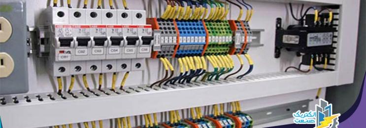 مراحل کلی ساخت تابلو برق