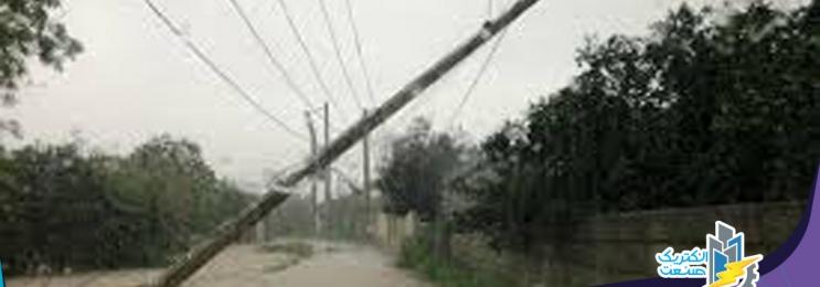 خسارت ۶۵۰ میلیاری سیل به صنعت برق