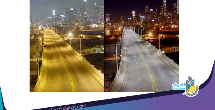 لامپهای LED به دلیل انتشار نور آبی با طول موج کوتاه به چشم آسیب میرسانند