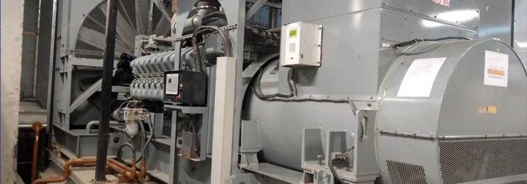 دیزل ژنراتور در نیروگاه های برق
