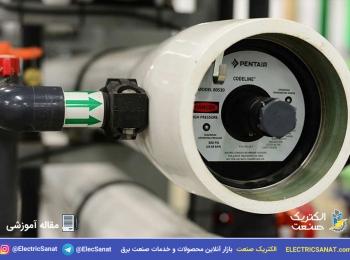 کاربرد پرشروسل در دستگاه تصفیه آب