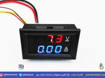 ولت متر چیست؟