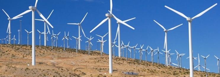 چند توربین بادی کل برق زمین را تامین میکند؟