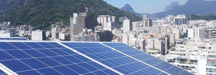چین در تولید انرژی خورشیدی رکورد زد