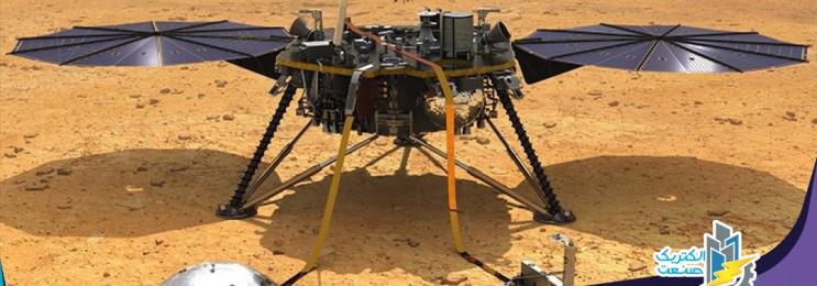 پنلهای خورشیدی اینسایت با موفقیت بازشدند: پیش بهسوی اکتشاف مریخ