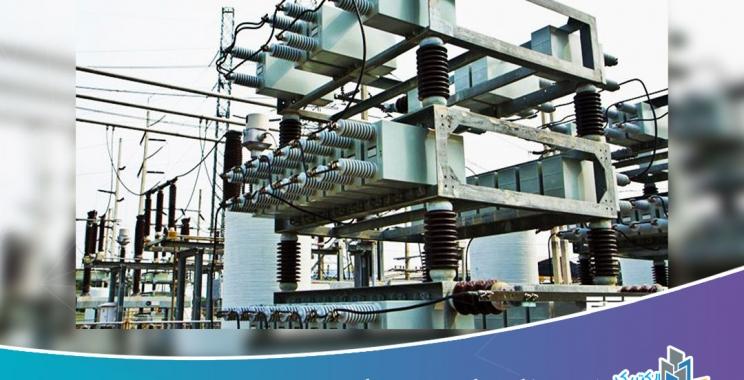 نصب خازنها در پستهای برق