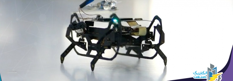 سوسک های رباتیک رولس رویس قادر خواهند بود هواپیما را تعمیر کنند