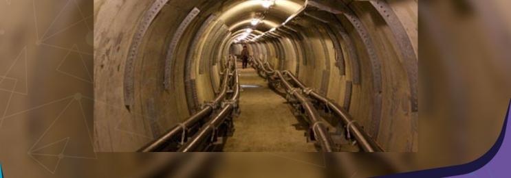 ربات بازرس تونل کابل شبکههای انتقال نیرو ساخته شد