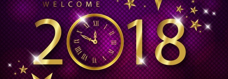 سلام به ۲۰۱۸ خوش آمدید!