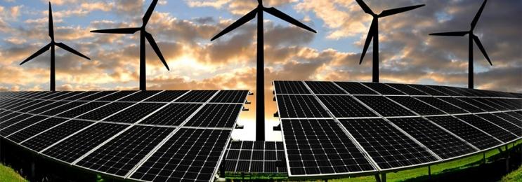 💡 انرژی تجدیدپذیر در حال فتح دنیاست!