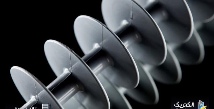 پوشش سیلیکون رابر rtv مقره های سرامیکی و شیشه ای hvic