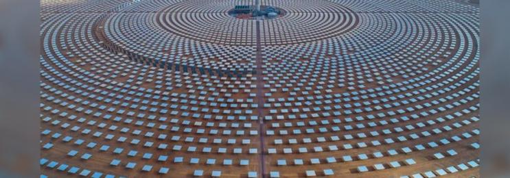 پنج مزرعه بزرگ خورشیدی جهان