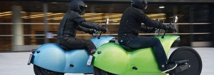 موتورسیکلتی که برق یک خانه را تامین میکند