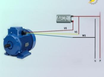 چگونه موتور سه فاز را با برق تکفاز راه اندازی کنیم؟