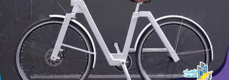 دوچرخه برقی M Bike رونمایی شد