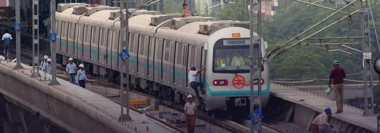 بکارگیری انرژی پاک برای تامین برق مترو