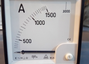 آمپر متر-AM Meter مدل گانز
