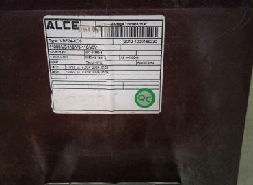 فروش ترانس ولتاژ -آلچه ترکیه