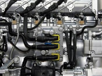 گازهای آلاینده خروجی از موتور دیزل