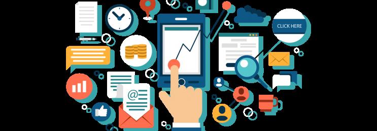 نکات موثر در بازاریابی آنلاین و افزایش فروش