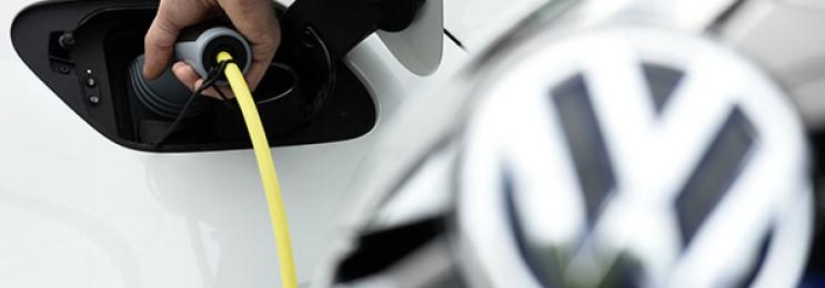 عرضه ۳۰ مدل خودروی الکتریکی به بازار توسط فولکس واگن