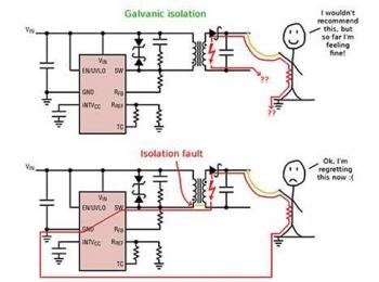 ایزولاسیون الکتریکی چیست؟