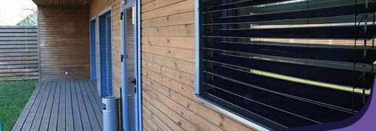 پرده هوشمند خورشیدی